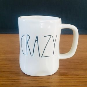 New Rae Dunn Crazy Mug